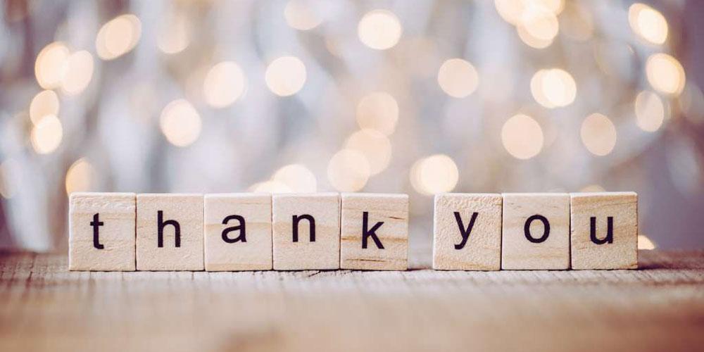 """Ordet """"Tack"""""""